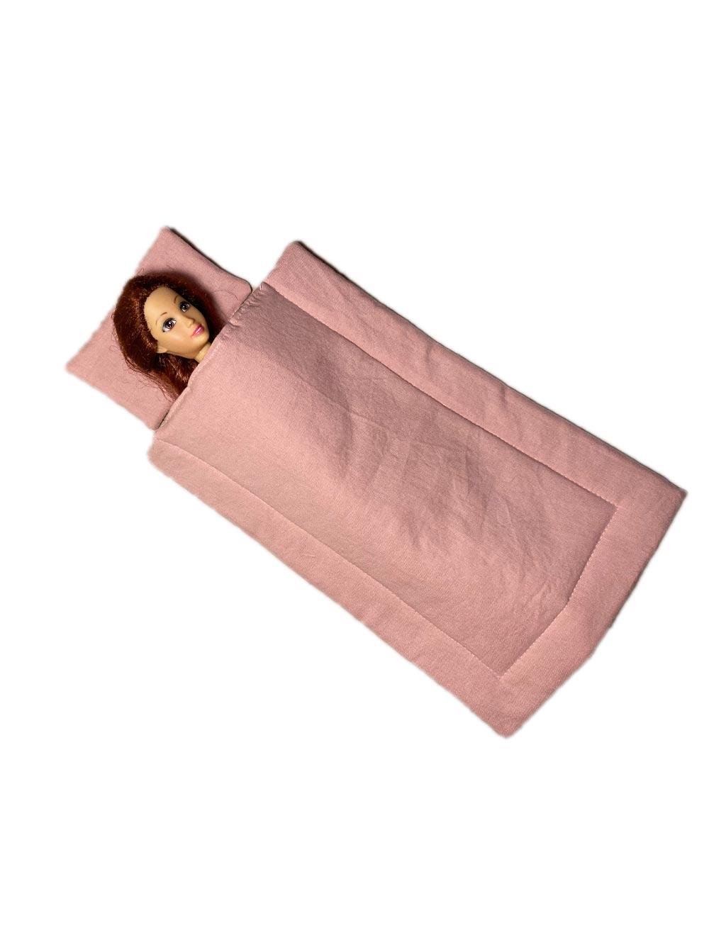 Loté - Kisméretű jatékbaba ágynemű