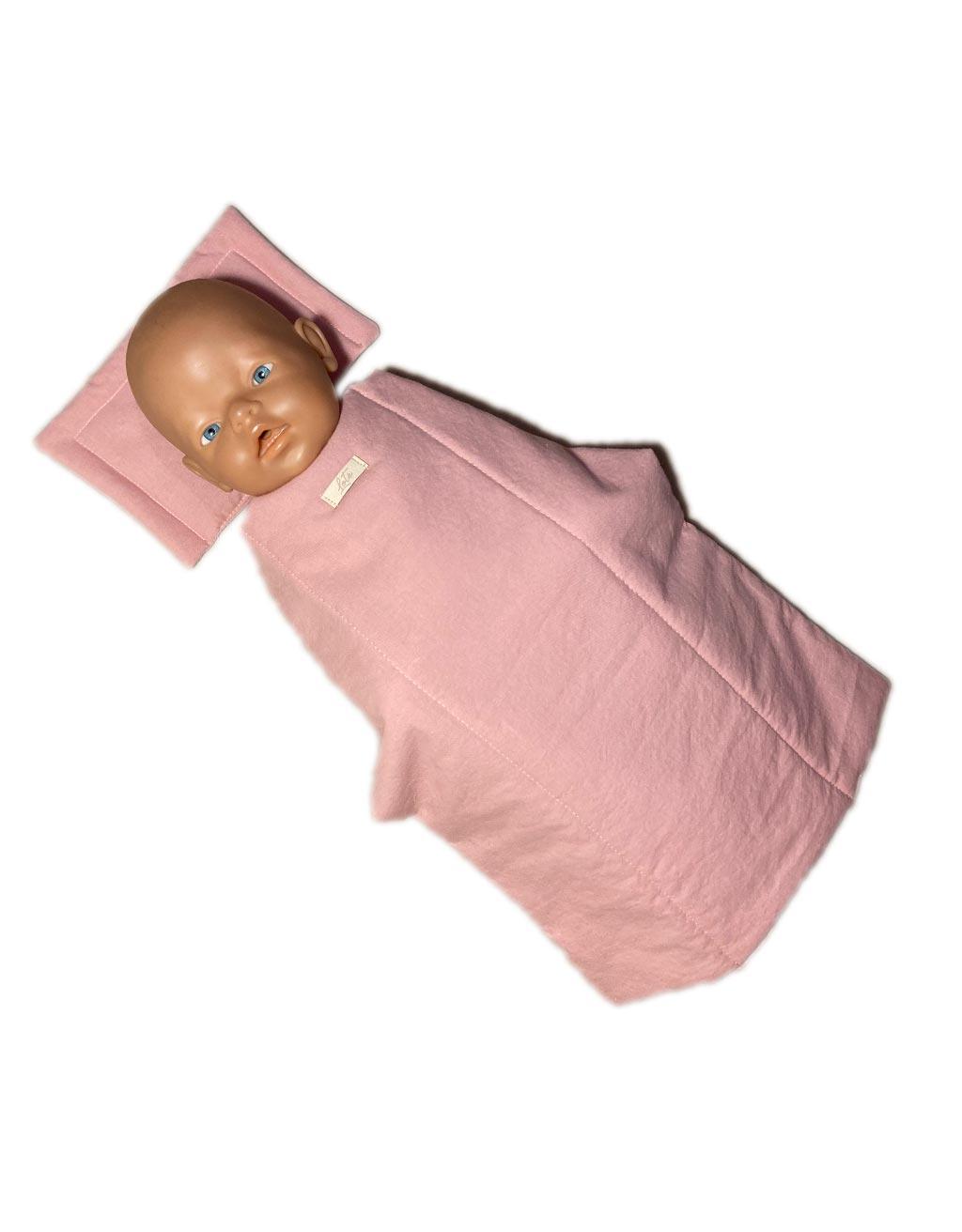Loté - Nagyméretű jatékbaba ágynemű