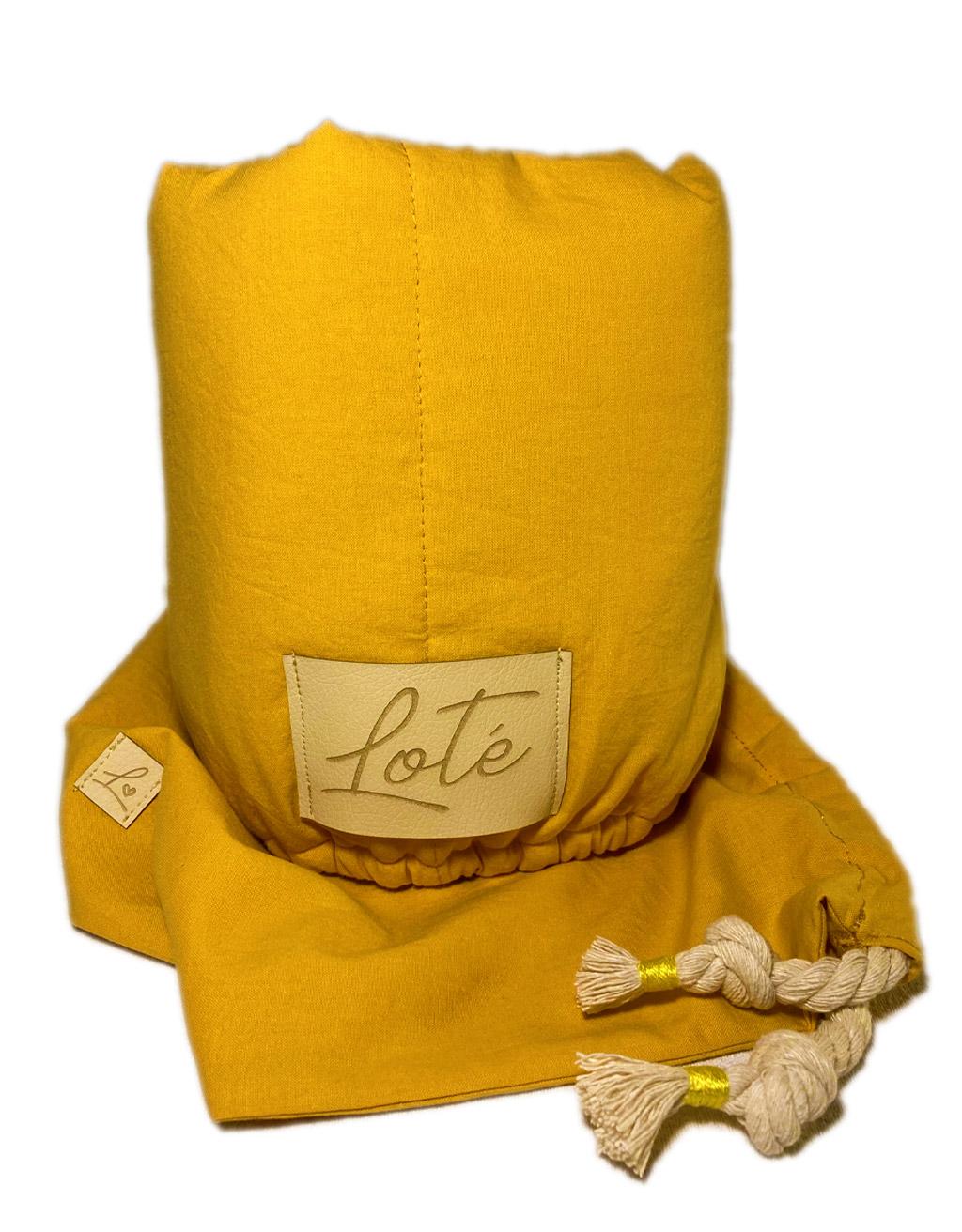 Loté - Bevásárlókocsi huzat - Gyerekbarát OEKO-TEX pamutból készül
