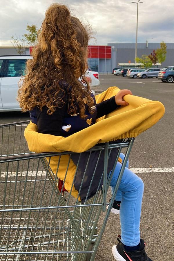 Bevásárlókocsi huzat - Loté