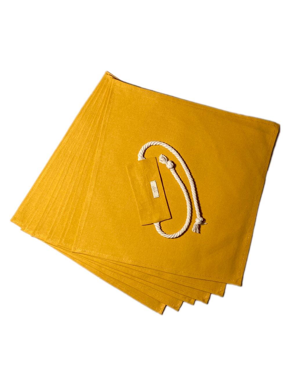 Loté - Textil szalvéta (6 db) - SZALI
